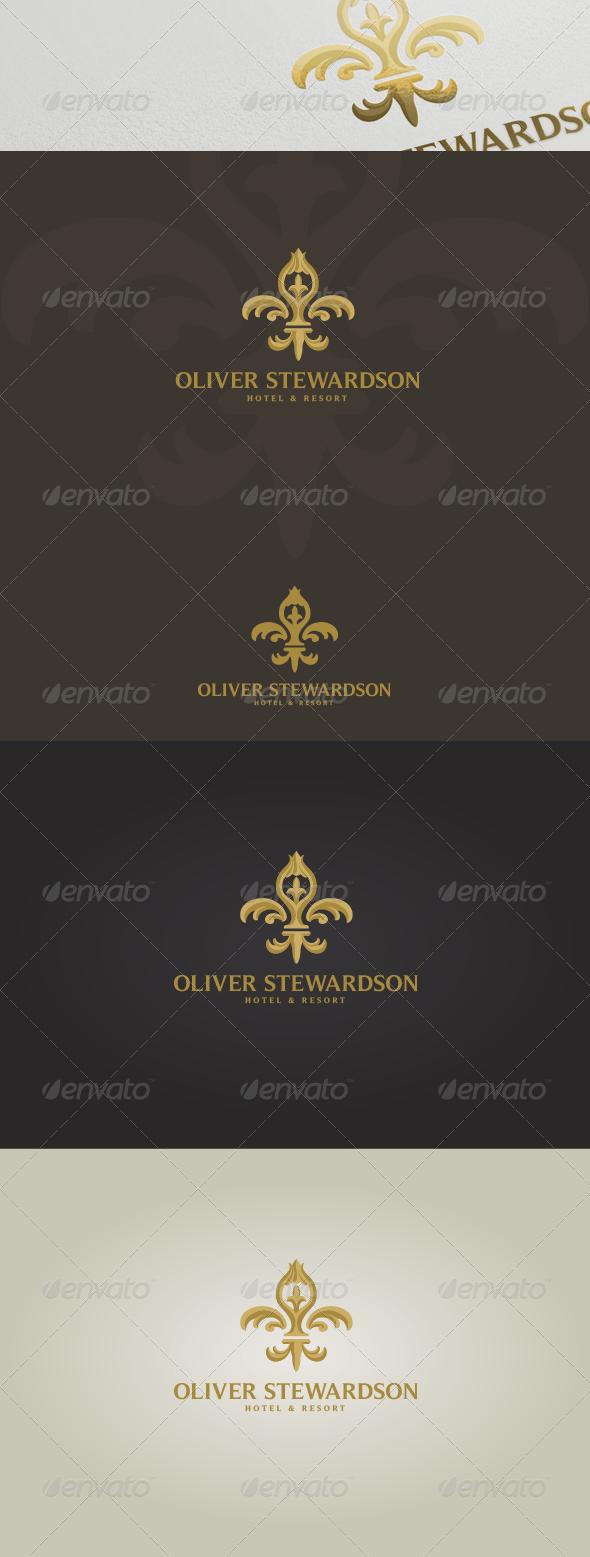 Fleur De Lis Logo - Crests Logo Templates