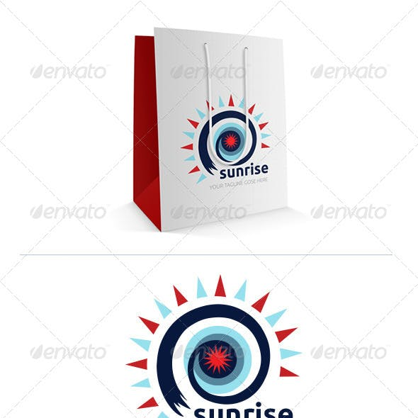 Sunrise Logo Template