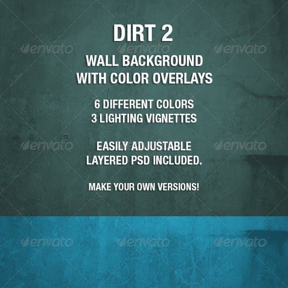 Dirt 2 - Dirt/Grunge Backgrounds