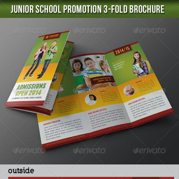 Junior School Promotion 3-Fold Brochure 03