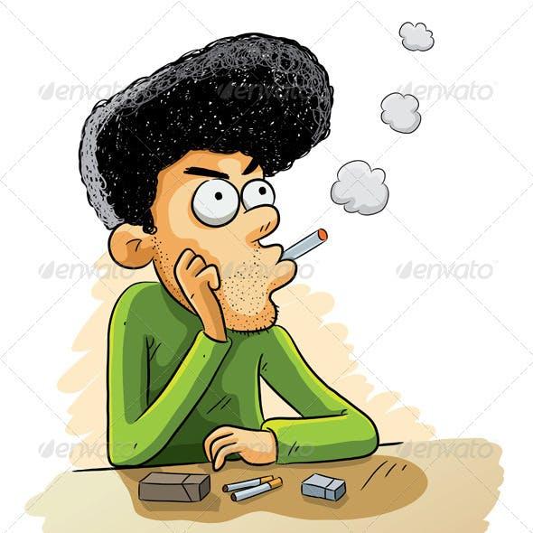 Smoking Desperate