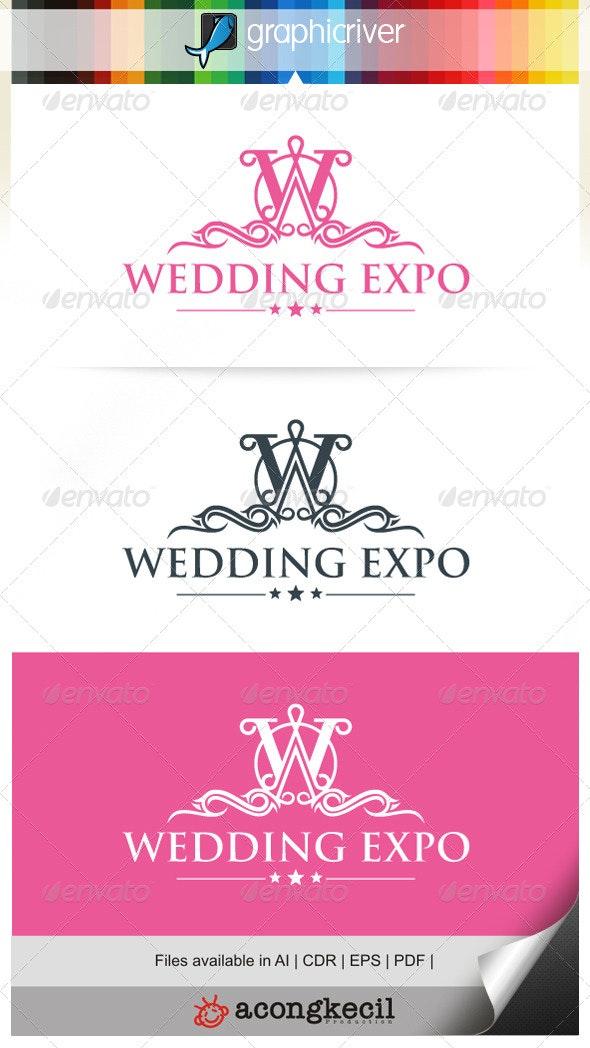 Wedding Expo - Crests Logo Templates