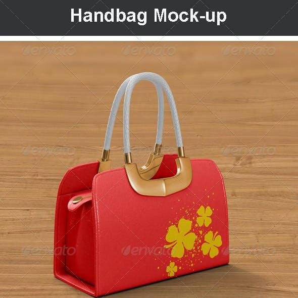 Handbag Mock-up