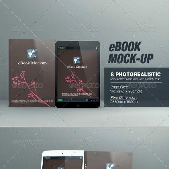 eBook Mock-up