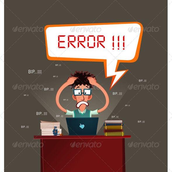 Stressed Programmer