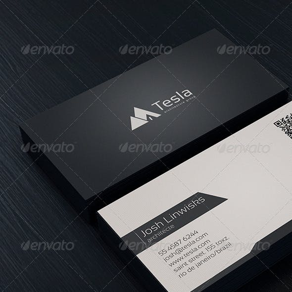 Minimal Business Card Vol. 01
