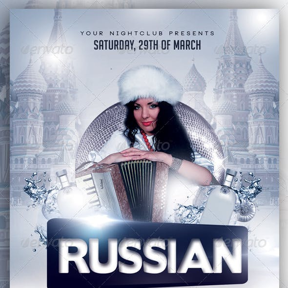 Russian Night Party