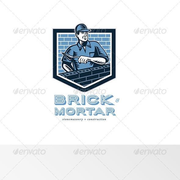 Brick and Mortar Stone Masonry and Construction Lo