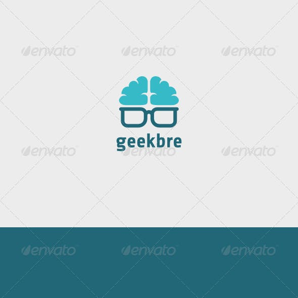 Geek Brain Logo