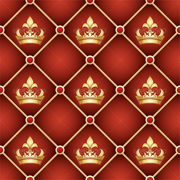 Seamless Upholstery Pattern - Patterns Decorative