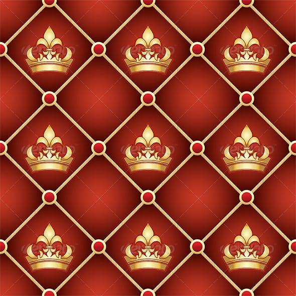 Seamless Upholstery Pattern