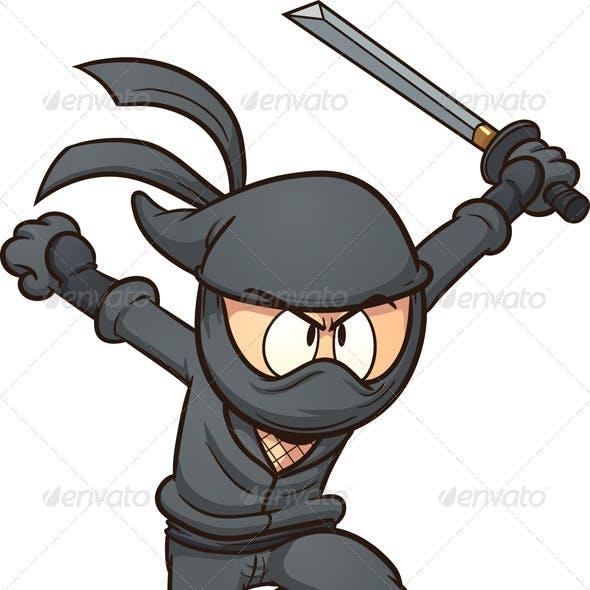 Ninja Running