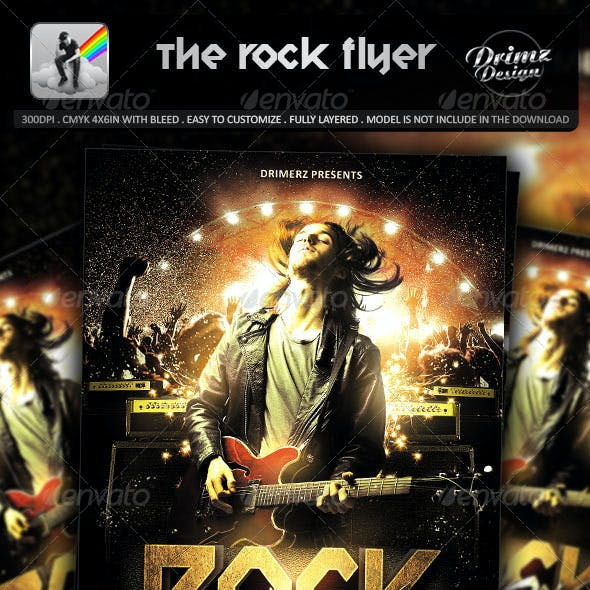 The Rock Flyer