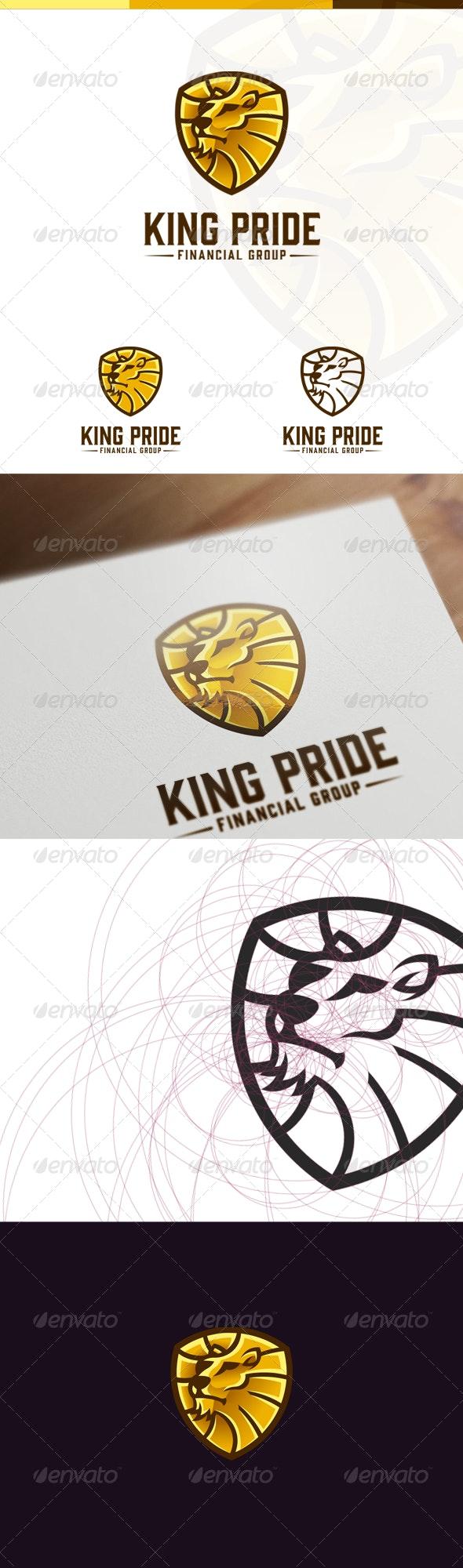 Lion Head Logo - Crests Logo Templates