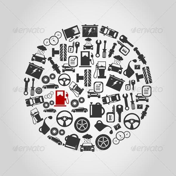 Car Circle