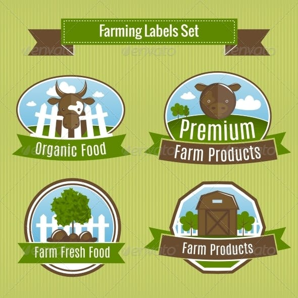 Agriculture Badges