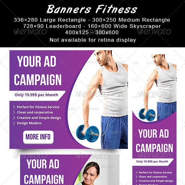 Banners Fitness