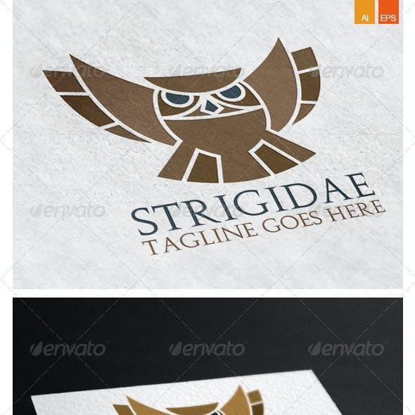 Strigidae Logo