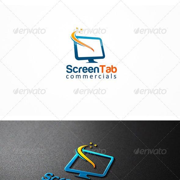 LCD Screen Logo