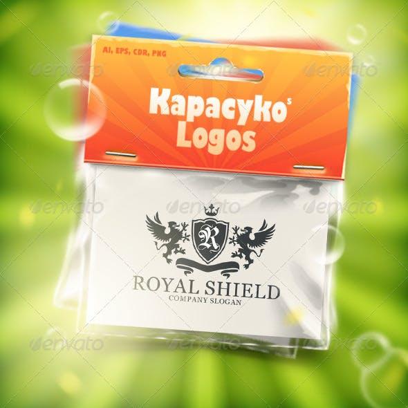 Royal Shield v.2 Logo