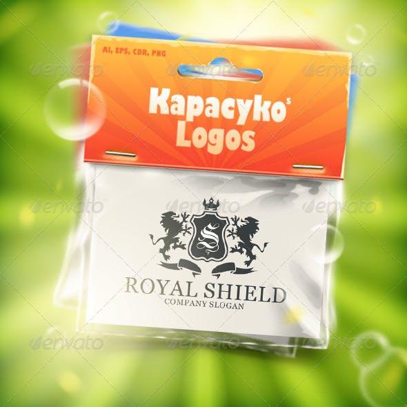 Royal Shield v.6 Logo