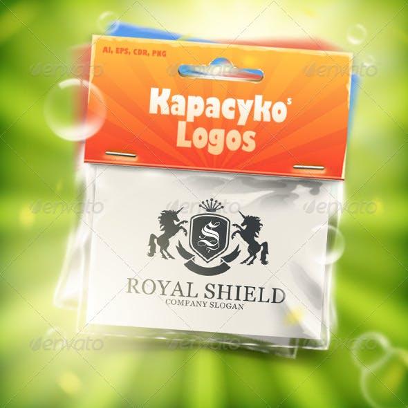 Royal Shield v.7 Logo
