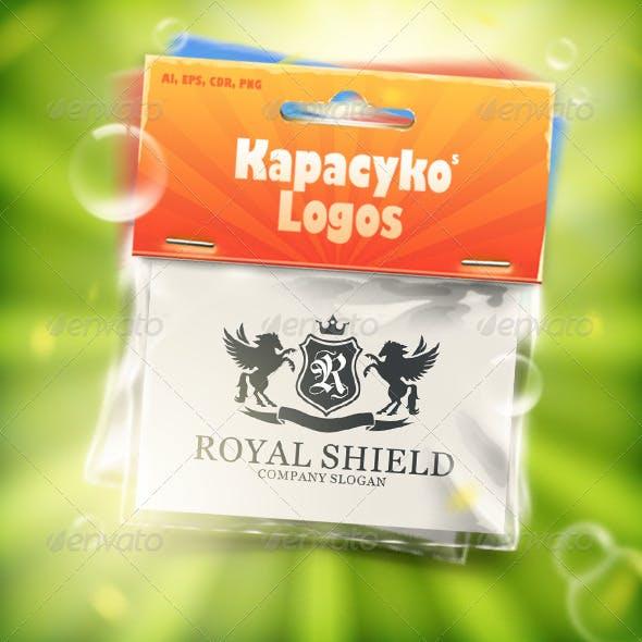 Royal Shield v.8 Logo