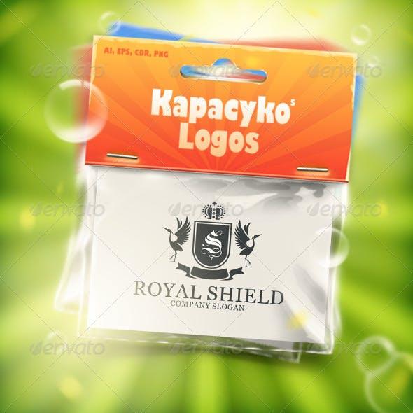 Royal Shield v.10 Logo