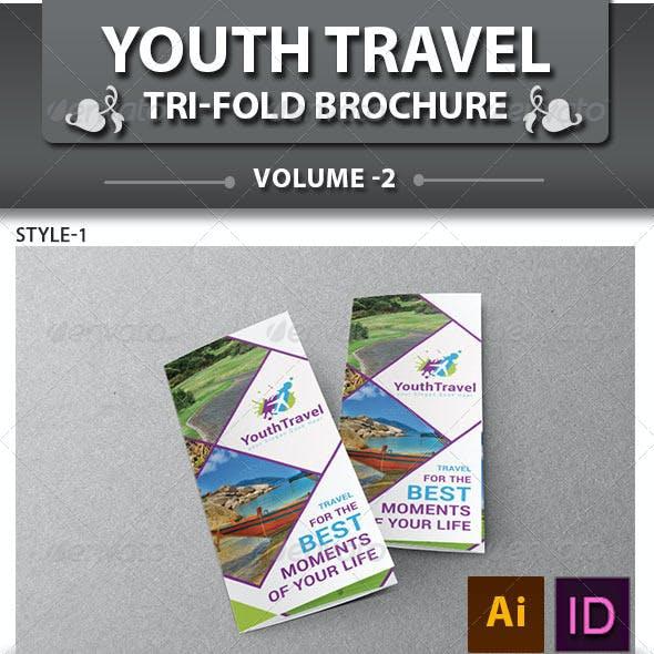 Travel Business Tri-fold Brochure | Volume 3