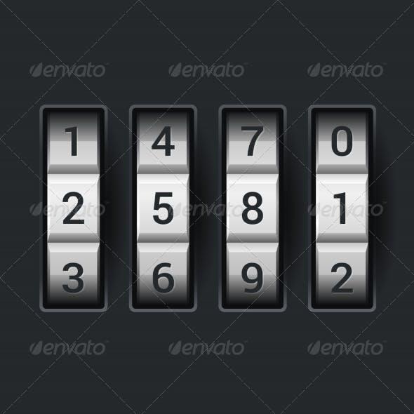 Combination Lock Number Code