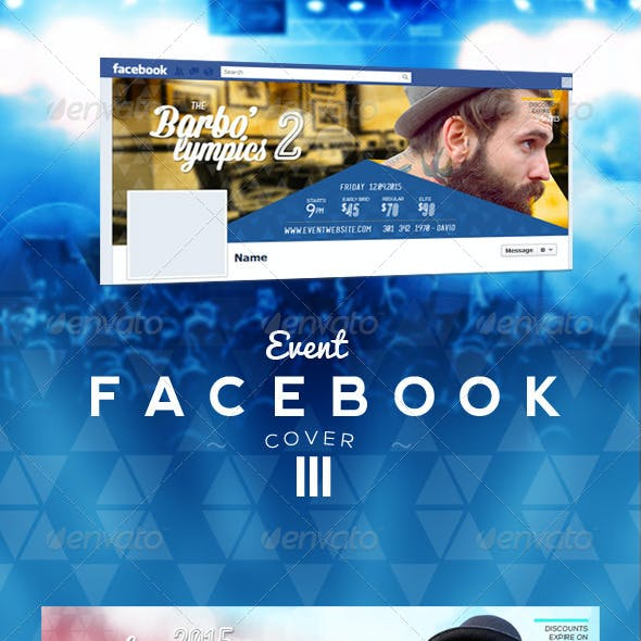 Facebook Event Covers III