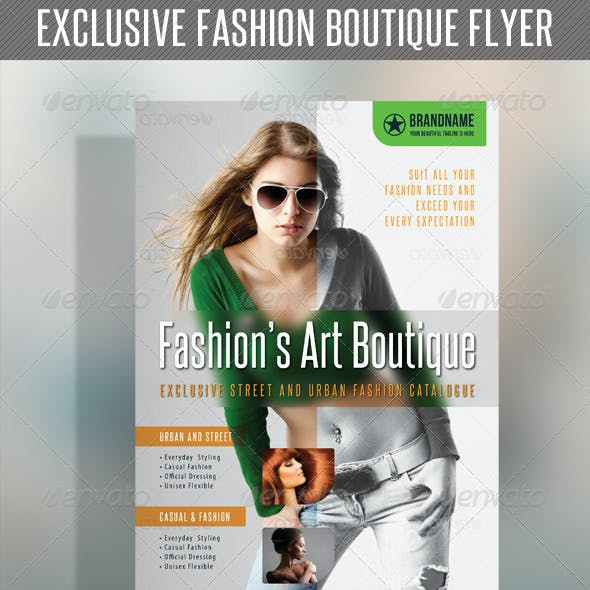 Fashion Product Flyer 45