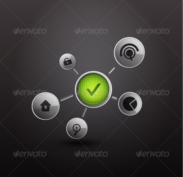 Information icon - Web Technology