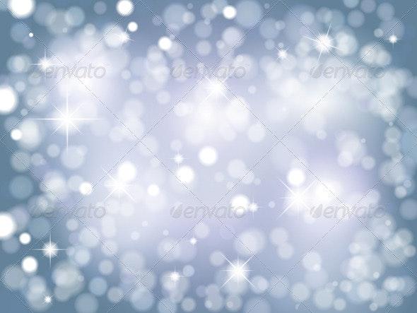 Christmas lights background - Christmas Seasons/Holidays