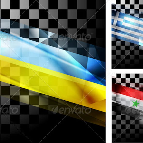 Concept Design of Flags