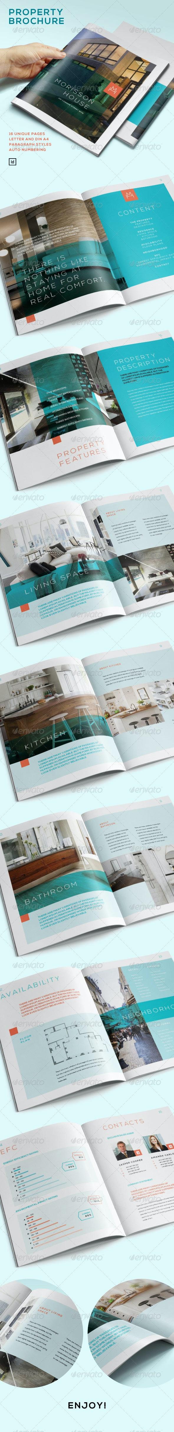 Property Brochure - Corporate Brochures