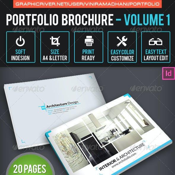 Portfolio Brochure Volume 1