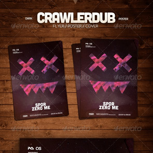 CrawlerDub Flyer