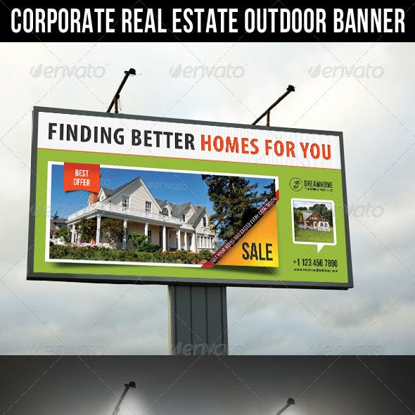 Corporate Real Estate Outdoor Banner 02