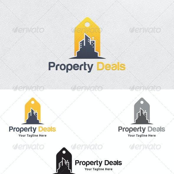 Property Deals - Logo Template