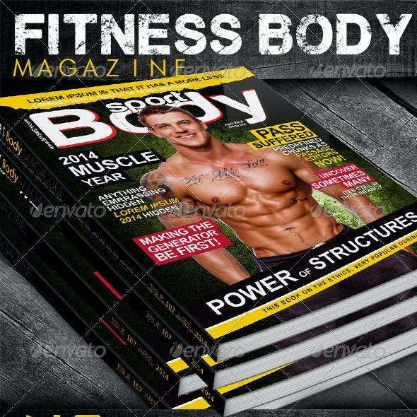 Fitness Body Magazine