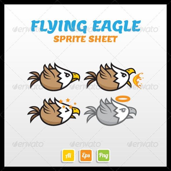 Eagle Sprite Sheet