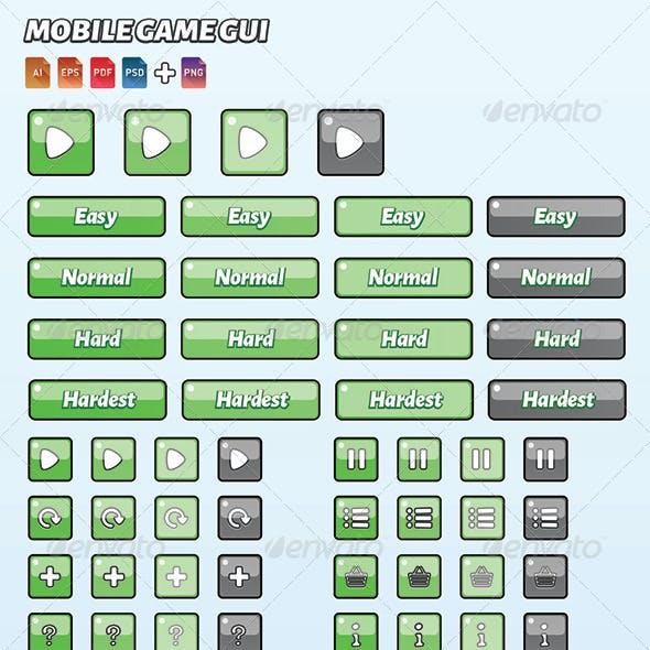 Mobile Game Gui - Full