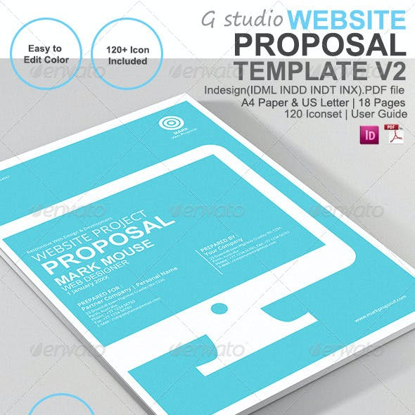 Gstudio Website Proposal Template V2
