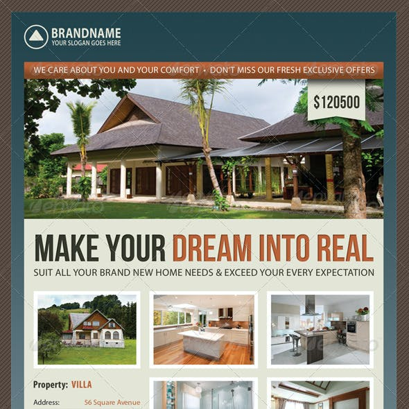 Real Estate Corporate Flyer 05