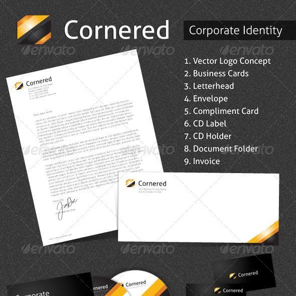Corporate Identity - Cornered