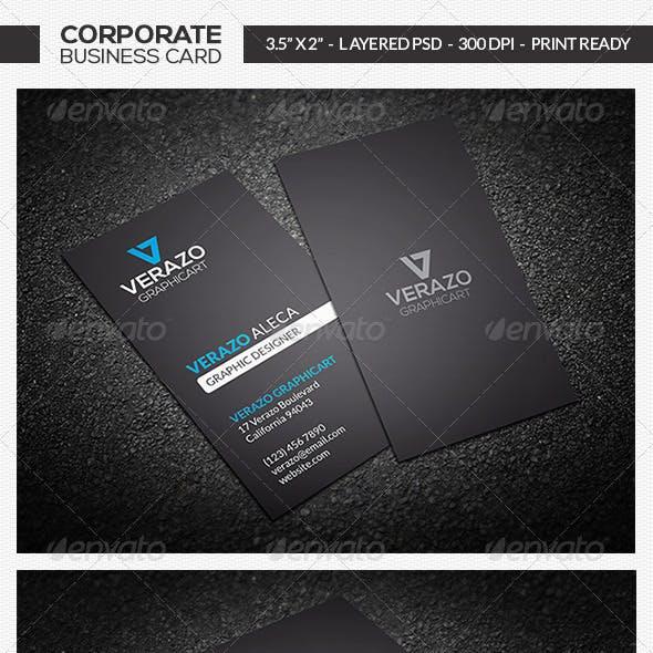 Clean & Minimal Business Card 16