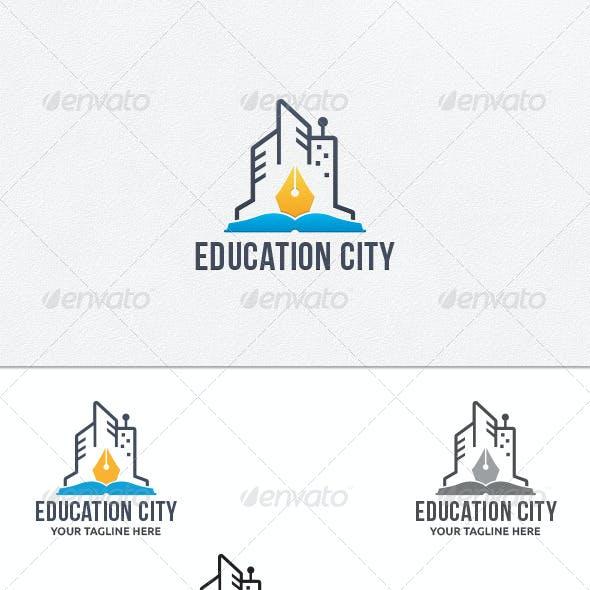 Education City - Logo Template
