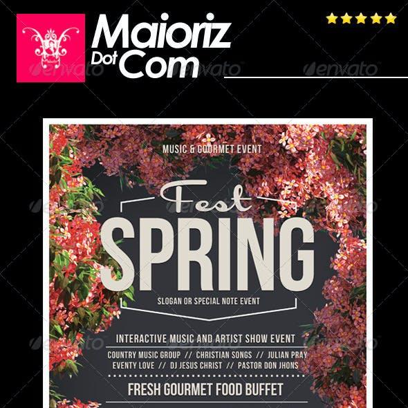 Spring Flyer Fest