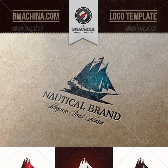 Nautical Brand Logo